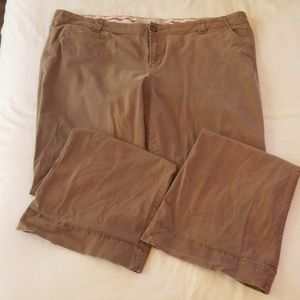 Old Navy brown pants